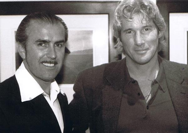 Alviero Martini: «quell'incontro indimenticabile con Richard Gere»