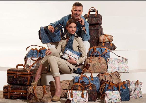 Alviero Martini: il bagaglio perfetto