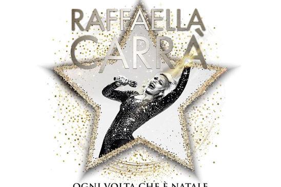 """Raffaella Carrà: il suo nuovo album """"Ogni volta che è Natale"""""""