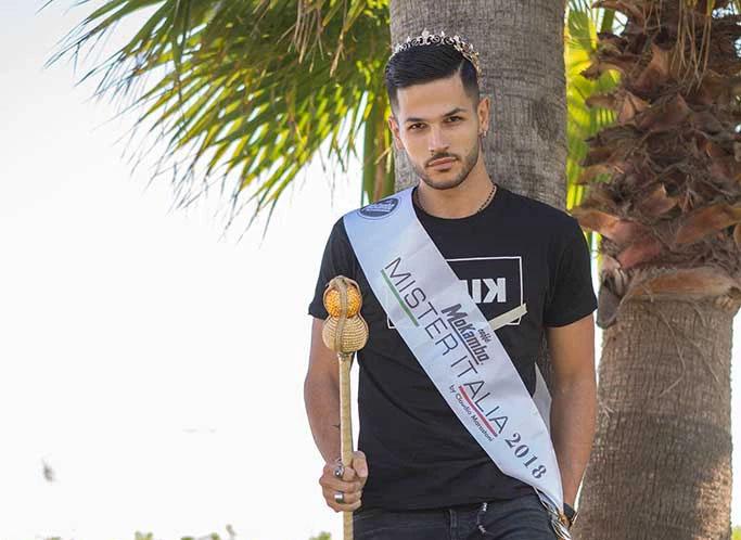 Il nuovo Mister Italia 2018 è Gerardo Stanco