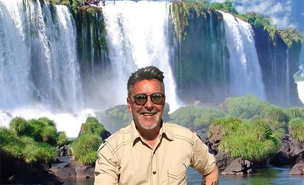 Alviero Martini: Un viaggio nelle Cascate di Iguazu