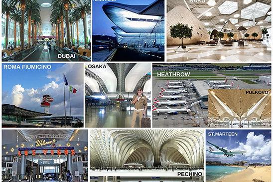Alviero Martini: Aeroporti di tutto il mondo