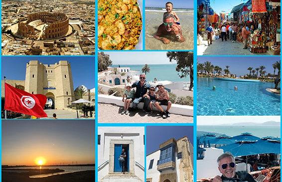 Alviero Martini: Il mio viaggio in Tunisia