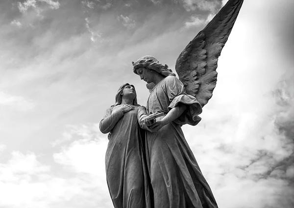 Daniel Missori: «ho visto un angelo»