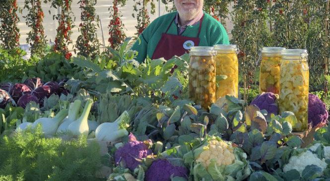 Edoardo Raspelli: Forlì, tra piante aromatiche e da orto