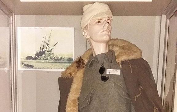 Museo del Mare di Tortona: Molinelli e le esplorazioni artiche