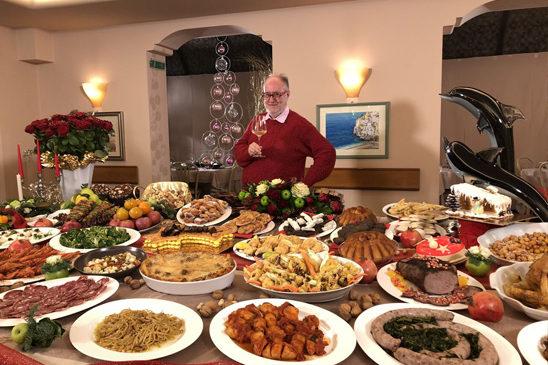 Edoardo Raspelli: A Mantova ed Orzinuovi, aspettando il Natale