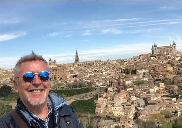 Alviero Martini, un viaggio tra Madrid e Toledo