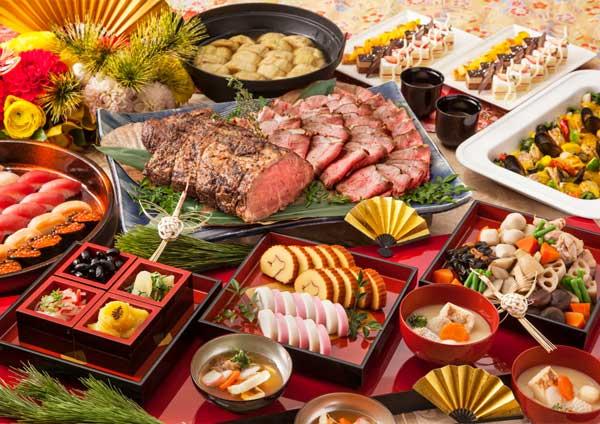Osechi Ryori Capodanno Gourmet A Tokyo La Gente Che Piace
