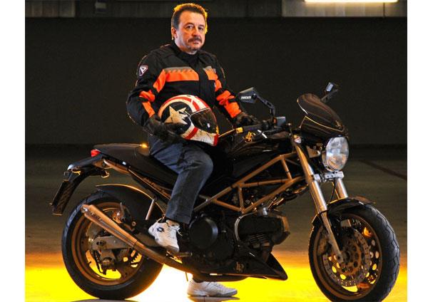 Antonello Montes: Riders on the Road
