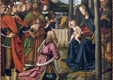 A Palazzo Marino un capolavoro di Perugino