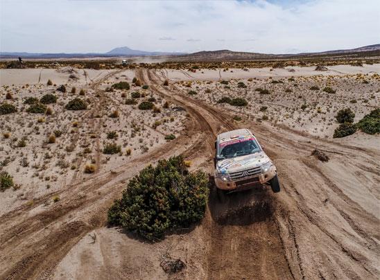 Dakar 2019 nella Terra degli Inca