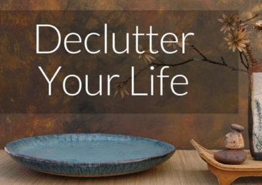 Decluttering: I benefici del fare selezione