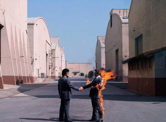 Pink Floyd: Wish you were here l'album dell'assenza