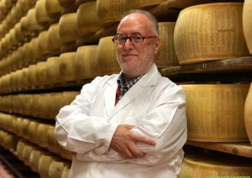 Edoardo Raspelli: Parmigiano Reggiano e salumi Doc