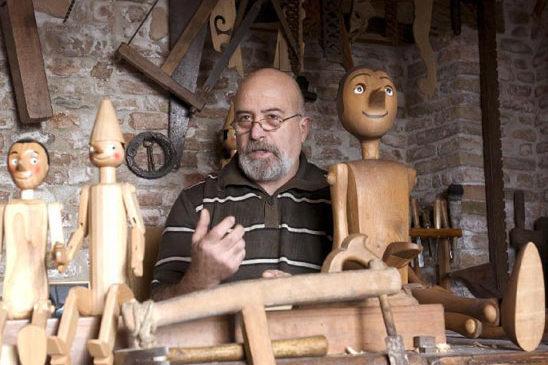 Rai1: L'artigiano delle fiabe