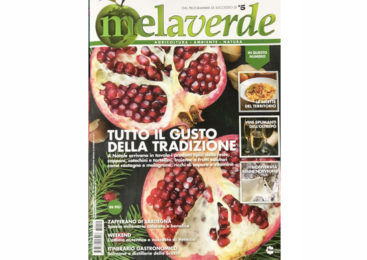 A dicembre in edicola: Melaverde Magazine