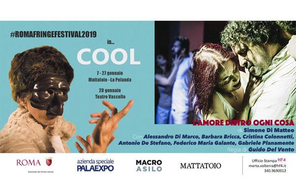 L'opera di Simone Di Matteo al Roma Fringe Festival