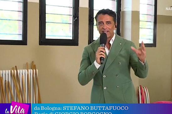 Stefano Buttafuoco: Dalla Luiss a Rai 1 con La Vita in diretta