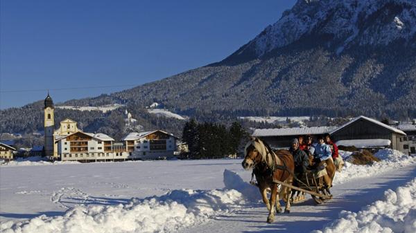 Slow snow nel Kufsteinerland: inverno lento