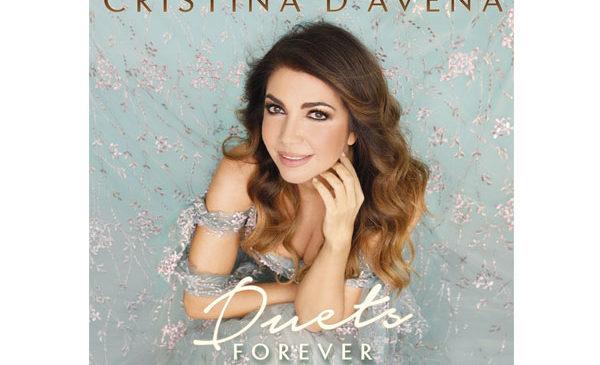 """Cristina D'Avena: """"Duetti per sempre"""""""
