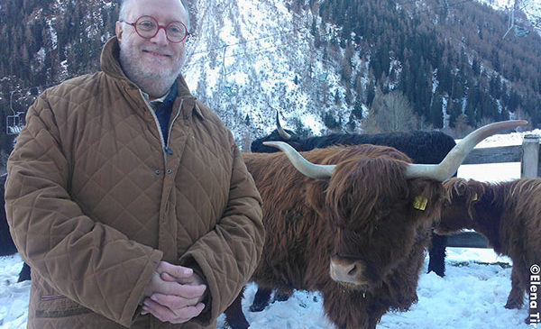 Edoardo Raspelli: Vita di Montagna