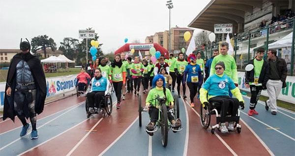 Disabili No Limits e Giusy Versace lanciano la 8^ Scarpadoro Ability