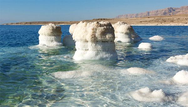 Sale del Mar Morto…per la vostra bellezza e per il tuo benessere