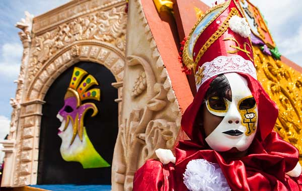 La magia del Perù nei suoi festival