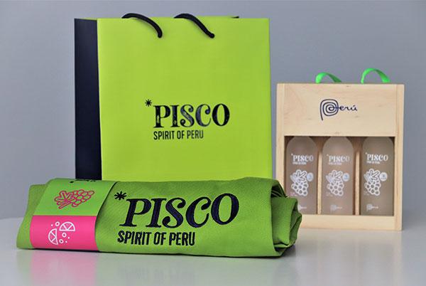 Pisco, Spirit of Perù