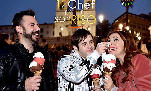Primavera di Sorrisi e Solidarietà: 12 Chef per un sorRISO
