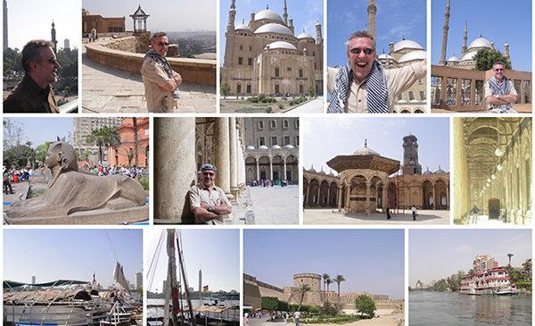 Alviero Martini: L'Egitto e il suo fascino
