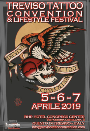 Treviso Tattoo Convention 2019