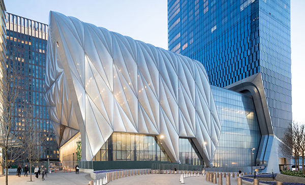 Hudson Yards: Un Mall a New York