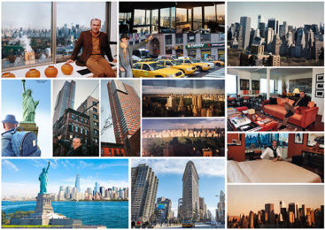 Alviero Martini: New York… if you make it there…