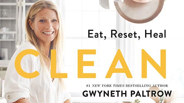 Gwyneth Paltrow: il nuovo libro di ricette è subito bestseller