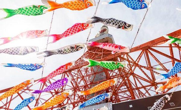 Inizia una stagione di grandi eventi a Tokyo