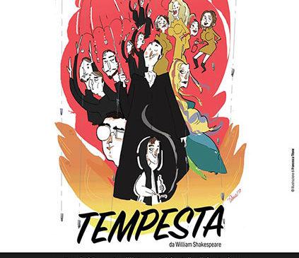 """Santa Severa: teatro itinerante con """"La Tempesta"""" di William Shakespeare"""