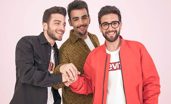 Il Volo: Parte da Matera il World Tour 2019