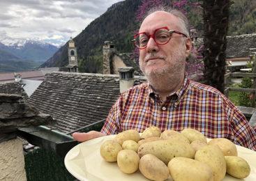 Sagra della Patata a Montecrestese (VB) e concerto dei Nomadi
