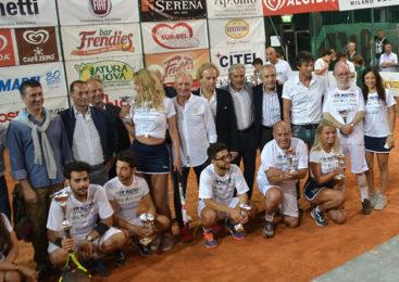 Attori, Cantanti e Campioni in gara per il Vip Master di Tennis