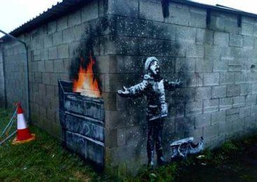 Alla ricerca di Banksy con Road Trips by TomTom