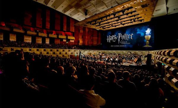 Harry Potter e il Calice Di Fuoco™ In Concerto