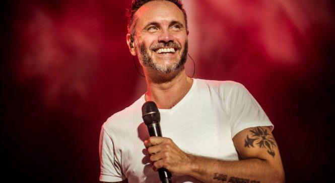Domenica 22 settembre all'Arena di Verona il grande ritorno live di NEK