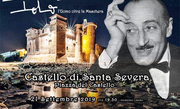 Santa Severa: al castello Elena Anticoli De Curtis racconta suo nonno Totò