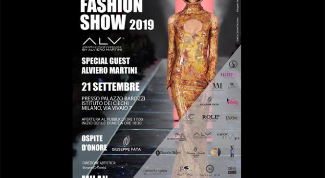 Milano: FASHION SHOW #FASHION WEEK 2019