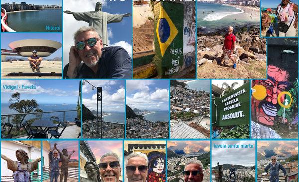 Le Favelas di Rio