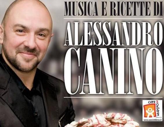 Alessandro Canino: Musica, ricette e un Tour mondiale!