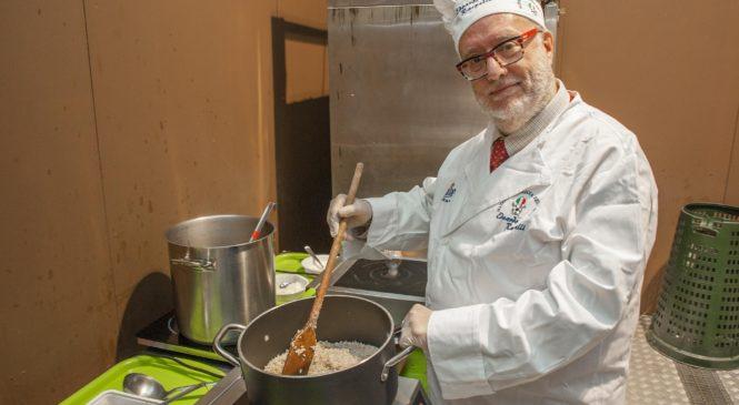 Edoardo Raspelli: Carosello del risotto italiano