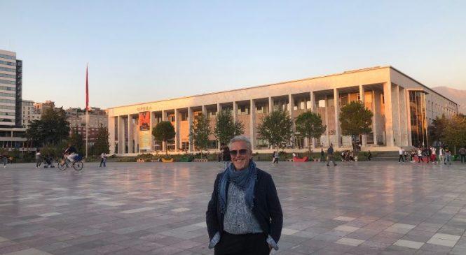 Alviero Martini: Albania-Tirana